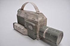 Everyday Items Made from Old Paper - My Modern Metropolis