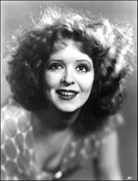 Clara Bows Hair ~ A Little Sassy, A Little Seductive For 1930 The name Clara Bow is generally the first to come to almost anyone'. Hollywood Star Walk, Old Hollywood, Hollywood Icons, Hollywood Actresses, Classic Hollywood, Clara Bow, Star Wars, Silent Film, Hair A
