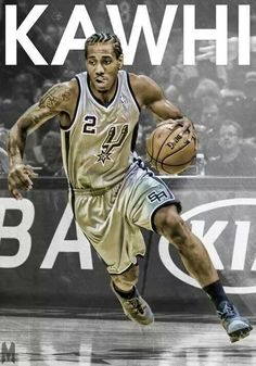 Spurs Kawhi Leonard