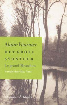 Het grote avontuur | Alain-Fournier Philippe Claudel, George Sand, Celine Dion, Cover, Blankets