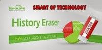 History Eraser Pro  Clean up v5.2.5 Apk Free Download | Smart of Technology - History Eraser pro is a history eraser for android device, and it can clean history of apps by only one tap. Its similar to the ccleaner on PC. It can help you to protect your privacy Online, and it can also help you to free up the internal storage. No root premission required! Read too : ai.type Keyboard Plus v2.0.8.2 Full Apk Download.