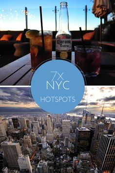 7x hotspots in New York City #NYC http://www.watzijzegt.com/2014/10/hotspots-in-new-york-city/