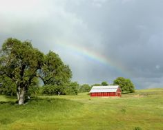Finding the end of the rainbow. Golf Courses, Country Roads, Outdoors, Rainbow, Peace, Nature, Rain Bow, Rainbows, Naturaleza