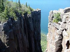 Chimney Sleeping Giant Thunder Bay Ontario