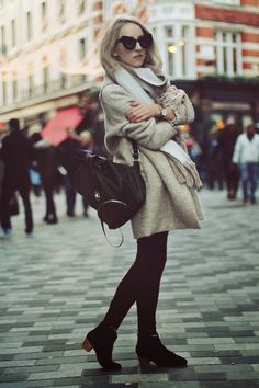 fashion frame: london before christmas diary