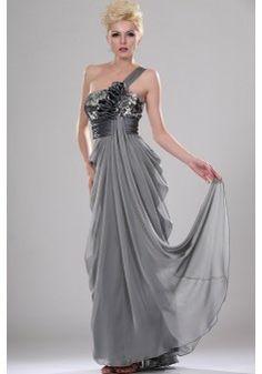 Sheath/Column One Shoulder Sleeveless Ankle-length Chiffon Cheap Prom Dress #BUKYJ1292 - See more at: http://www.anniedress.com/prom-dresses.html?p=2#sthash.E3TTQbKP.dpuf