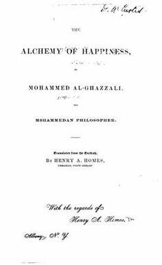 ALCHEMY OF HAPINESS