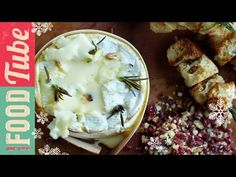 Jamie has a deliciously simple recipe for you that's the perfect dish to share with friends over the holidays. Gooey melted whole camembert cheese flavoured ...