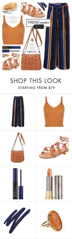 """""""lovenewchic"""" by noviii ❤ liked on Polyvore featuring New Look, Estée Lauder, Urban Decay and By Terry"""