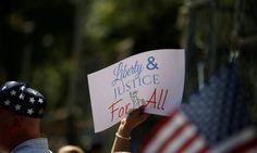 Estadounidenses protestan en México contra Trump (Fotos) - Aristegui Noticias