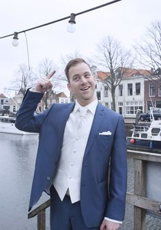 PING! #funnyweddingpictures #gekkebruidsfoto