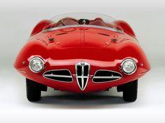 Alfa Romeo C52 Disco Volante Spider (Touring), 1952