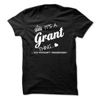 Its A Grant Thing