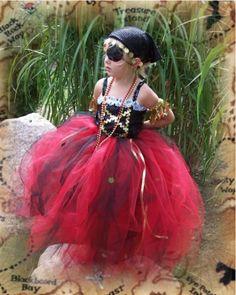 Pirate princess tutu dress