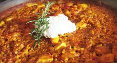 Hoy vamos con algo mediterráneo, un arroz a banda, es una buena opción para cambiar costumbres. El arroz a banda es uno de los...