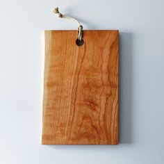 Live-Edge Domestic Wood Serving & Cutting Board on Food52