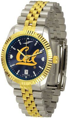 California Berkeley Golden Bears- University Of Executive Anochrome - Men's - Men's College Watches by Sports Memorabilia. $153.47. Makes a Great Gift!. California Berkeley Golden Bears- University Of Executive Anochrome - Men's