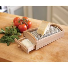 Italian Cheese Grater for $49 from www.napastyle.com