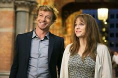 Simon Baker and Anna Faris - I Give It A Year