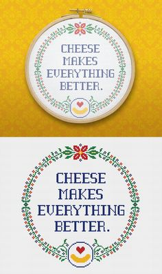 this was put out by craft mac n cheese. kudos!