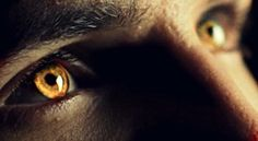 Magic eyes!