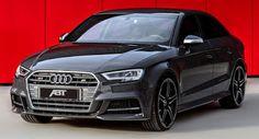 ABT Pumpen frisches Blut in Audi S3 Sedan ABT Audi Audi S3 Tuning
