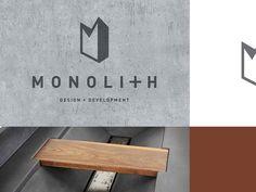 Monolith Identity by Mauricio Cremer