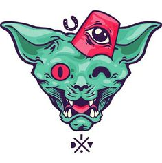 Gato Argentina, Poster, Character, Deadpool, Illustrations, Illustrator, Buenos Aires, Street Art, Billboard