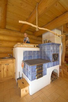 Stone Masonry, Luxury House Plans, Rocket Stoves, Herd, Earthship, Cottage Interiors, Facade House, Country Kitchen, Old Houses