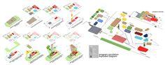 bubble diagram hotel design - Google 검색