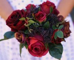 Winter Wedding flowers :: Woodlandbouquet.jpg image by