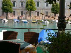 ღღ Lunch on Lake Garda's shores? ... What a question... YES!