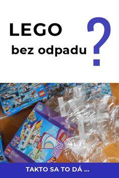 Chcete deťom dopriať Lego a pritom ostať ekologický? Aj to sa dá! Lego, Snack Recipes, Snacks, Pop Tarts, Packaging, Candy, Food, Tapas Food, Sweet