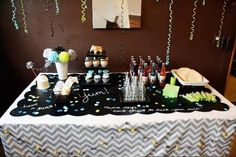 Ronan's first birthday party featured on Apartment Therapy