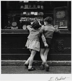 Édouard Boubat Montmartre, Paris, 1948