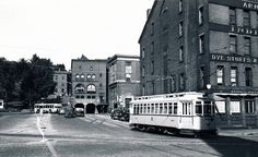 TROLLEY 3 - RHODE ISLAND RAILROADS