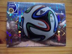 FIFA WM 2014 World Cup Brasil Panini Sticker Nr.7 football