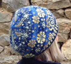 Ravelry: agelbon's Cosmos tam