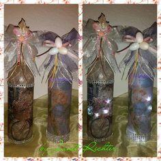 Leuchtflaschen - Flaschenlampen