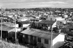Anos 1980, favela do Capanema.
