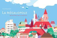 J'avais envie de vous parler d'un livre, un petit bijou pour rêver dans un universféérique ! J'ai rencontré l'illustratrice Cléa Dieudonné au festival BD Colomiers, l'année dernière... Elle m'a pr...