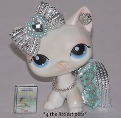 Littlest Pet Shop Accessories Clothes Custom Made Skirt Outfit PET NOT INCLUDED