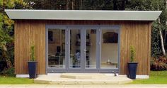 Choose the garden room you are interested in and see all technical details and information about this type.