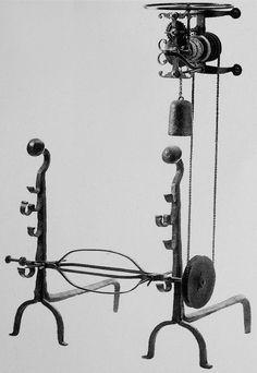 Fine 18th Century Style Roasting Jack : Lot 602