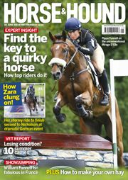20 June edition. Find out what's inside at http://www.horseandhound.co.uk/news/dont-miss-this-weeks-horse-hound/