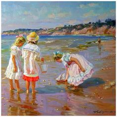 ART~ Alexander Averin ~ Russian Painter1952
