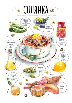 Food Clipart, Food Sketch, Watercolor Food, Tasty, Yummy Food, Cooking Recipes, Healthy Recipes, Food Journal, Food Drawing
