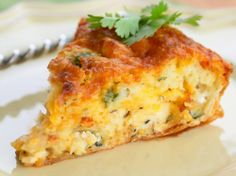 Chicken + Cheese Quesadella Pie | Content in a Cottage