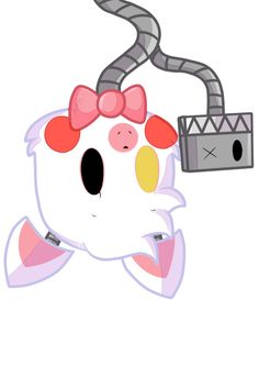 Five Nights at Freddy's 2 Mangle