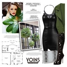 """""""Yoins #40 (http://yoins.me/1PrM4be)"""" by antemore-765 ❤ liked on Polyvore featuring Posh Girl, Giuseppe Zanotti, women's clothing, women's fashion, women, female, woman, misses and juniors"""